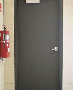 Interior Metal Doors