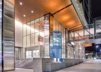 Calgary City Centre Office Tower – Calgary, Alberta